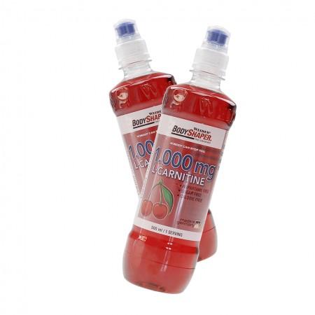Weider, L-Carnitine Drink, 500ml, Fruit-Splash