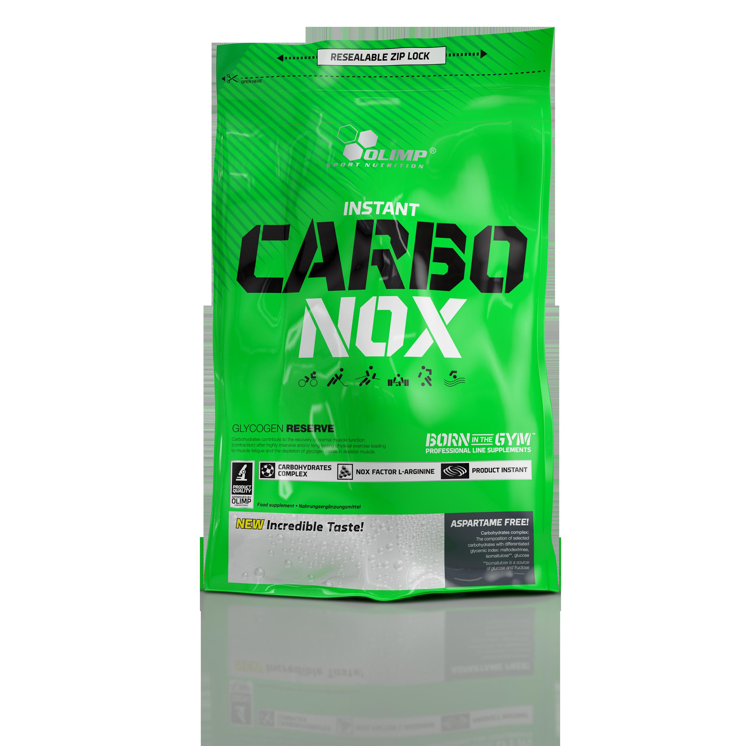 Carbo-Nox, 1000 g, Olimpp, Pomeranč