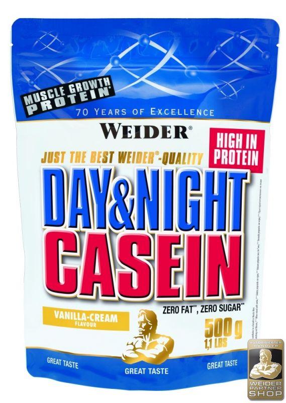 Weider, 100% Casein, 500 g, Čokoláda