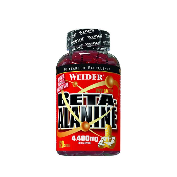 Weider, Beta-Alanine, 120 kapslí
