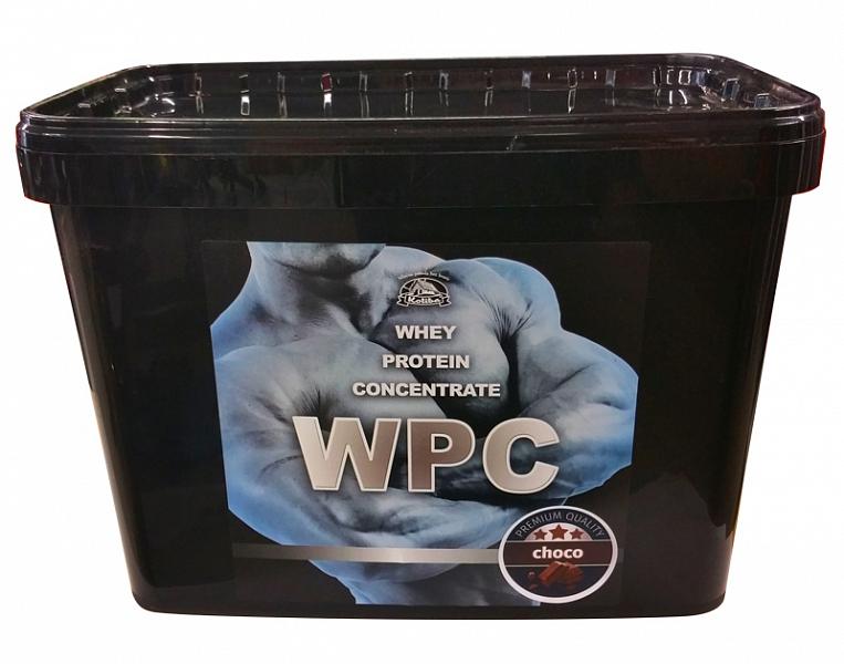 Koliba WPC 80 protein, 4200g, Čokoláda