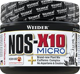 WEIDER, NOS-X10 Micro, 300g, Třešeň