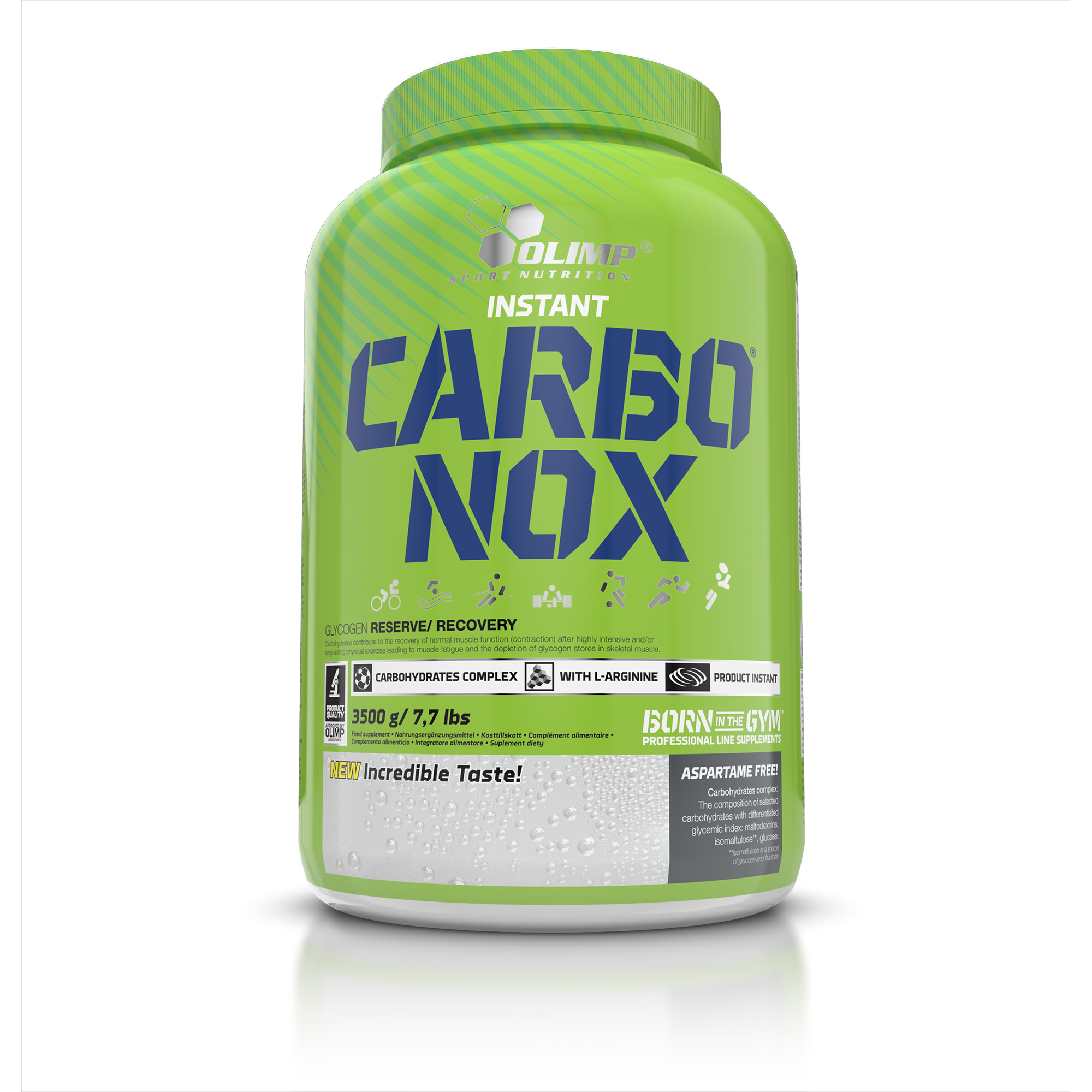 CarboNox, 3500g, Olimp, Grapefruit