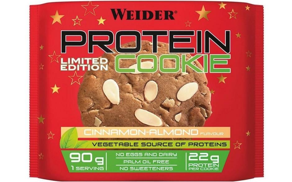 Weider Protein Cookie, Cinnamon-Almond , 90 g