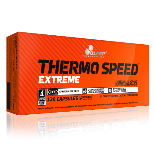 Olimp, Thermo Speed Extreme, 120 kapslí