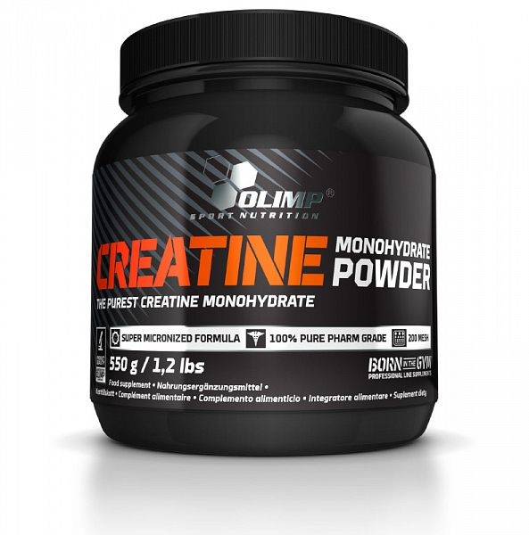 Olimp Creatine Monohydrate Powder, 550 g
