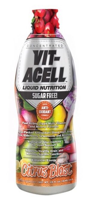 Max Muscle Vit-Acell, 946 ml, citron