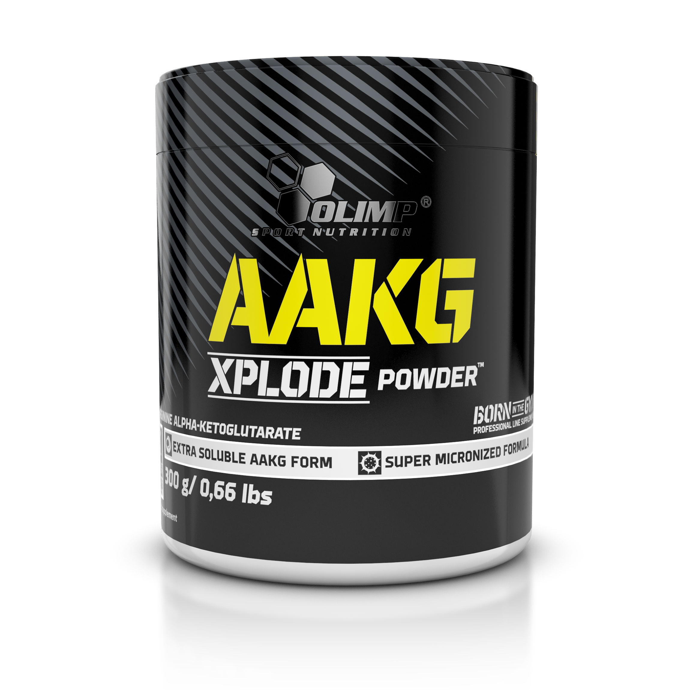OLIMP, AAKG XPLODE POWDER, ARGININE, ORANGE, 300 g