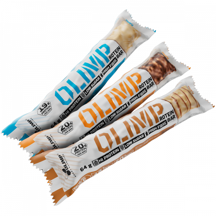 OLIMP PROTEIN BAR, tyčinka 20g proteinu, 64 g, Coffee Delight