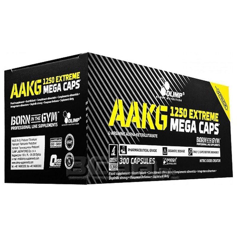 Olimp AAKG Extreme 1250, 300 kapslí