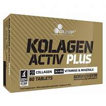 Olimp Kolagen Activ Plus, 80 tablet