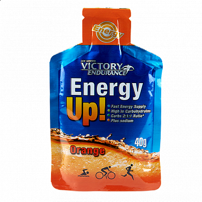 Weider, Energy Up Gel, 40 g
