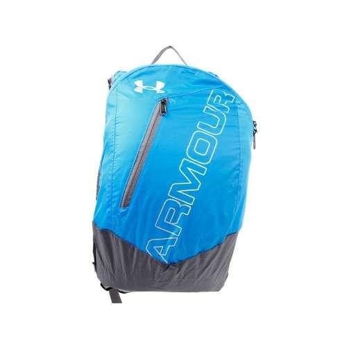 Nepromokavý batoh Under Armour modrý šedý  dd2e890288