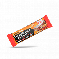 NAMEDSPORT, TOTAL ENERGY FRUIT BAR,energetická tyčinka, CRANBERRY & NUTS, 35g