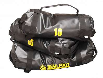 Powerbag Soft, 15 kg, Bear Foot